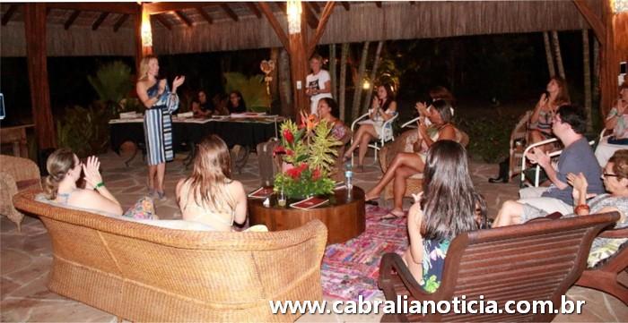 Sunset Talk Moda Sob Medida com Danielle Ferraz é grande sucesso entre os hóspedes do Costa Brasilis All Inclusive Resort & SPA