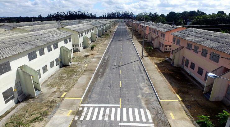 Robério confirma inauguração de residenciais no dia 27 de setembro