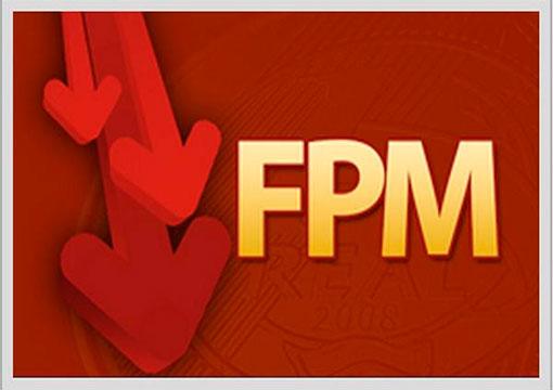 Com queda de 25,62%, primeiro FPM de agosto será pago na segunda-feira (10)
