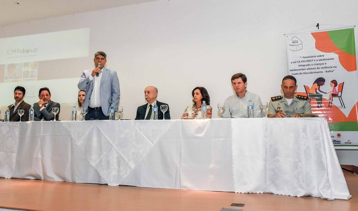 Atendimento às crianças e adolescentes vítimas de violência no Sul da Bahia é tema de seminário