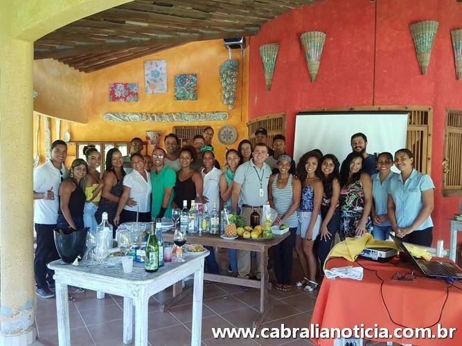 Senac e a Scheeens realizou curso de barman/barwoman em Santo André