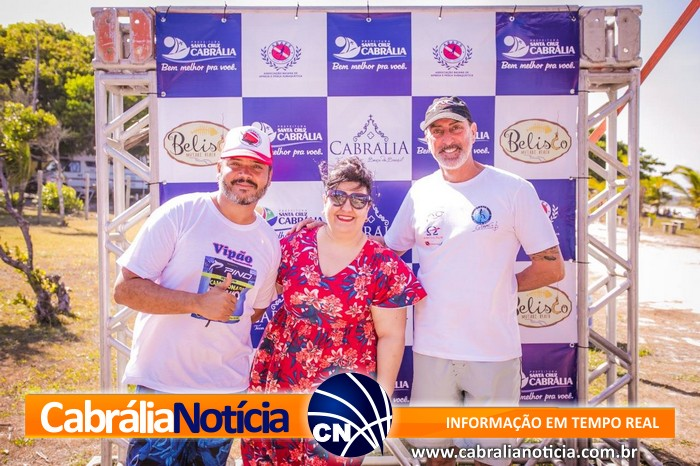 CAMPEONATO DE PESCA SUBAQUÁTICA MOVIMENTA A COSTA DO DESCOBRIMENTO
