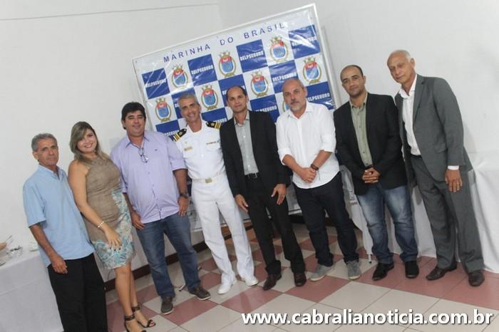 Lançamento da campanha LEGAL NO MAR realizada pela marinha do Brasil