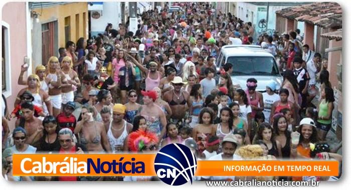 Programação oficial do Carnaval Cultural de Santa Cruz Cabrália