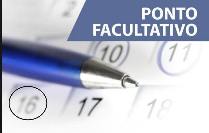 Prefeitura de Cabrália decreta ponto facultativo na próxima sexta-feira, dia 16