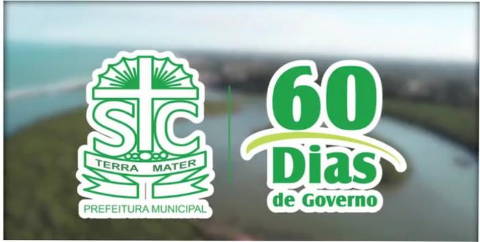 Prefeitura de Cabralia divulga vídeo e imagens sobre as ações do prefeito em 60 dias de gestão