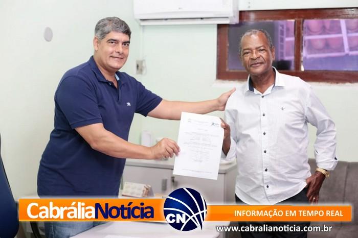 Prefeito Agnelo dá posse ao novo administrador de Bairros