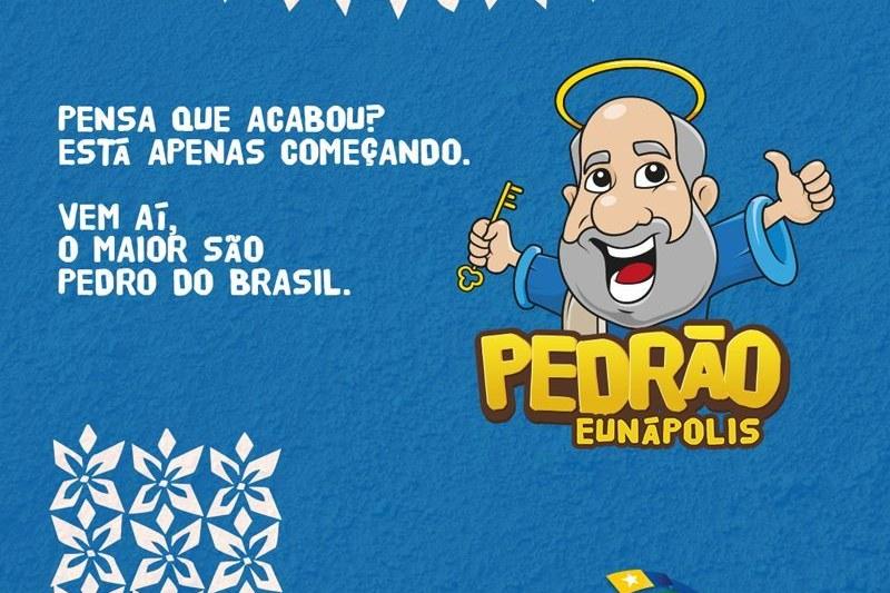 Maior São Pedro do Brasil começa nesta quinta-feira (29/06)