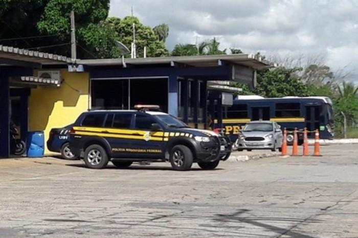 PRF intensifica fiscalização de rodovias baianas no final de ano