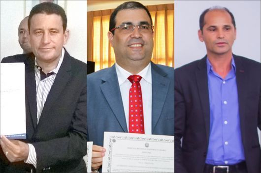Novos prefeitos se reajustando