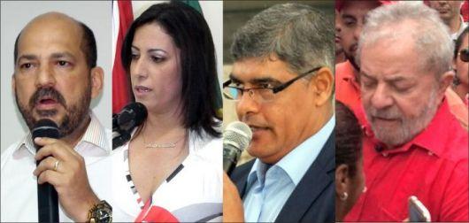 Dia 4 de abril é dia decisivo para o futuro político dos prefeitos afastados Agnelo, Robério e Cláudia Oliveira e do ex-presidente Luiz Inácio