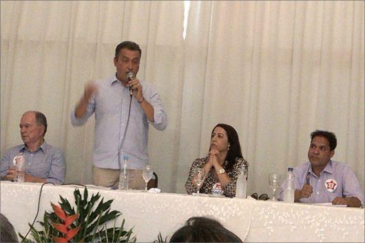 Rui faz reunião em Porto Seguro para agradecer votação e diz que a vitória de Haddad é importante para a Bahia