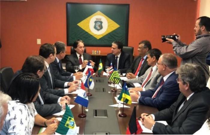 Em carta, Rui e governadores do NE pedem pagamento de obras a Bolsonaro