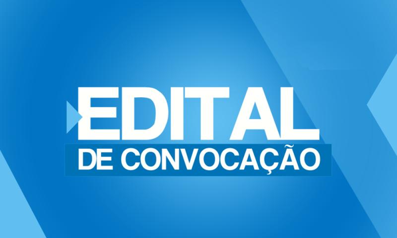 Edital de Convocação do Sindicato Rural de Cabrália
