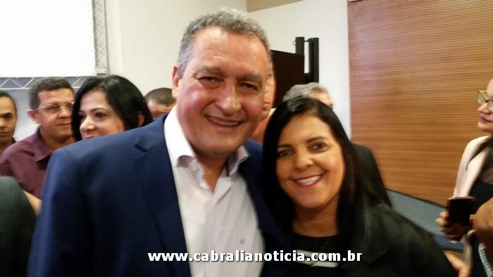SECRETARIA DE SAÚDE MÁRCIA QUARESMA PARTICIPA DO LANÇAMENTO DA NOVA ETAPA DO MUTIRÃO DE CIRURGIAS ELETIVAS.
