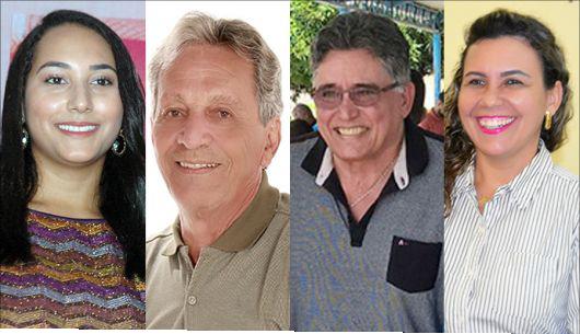 Eunápolis pode ter cinco candidatos a deado estadual na eleição de outubro com diferentes apoios de lideranças locais