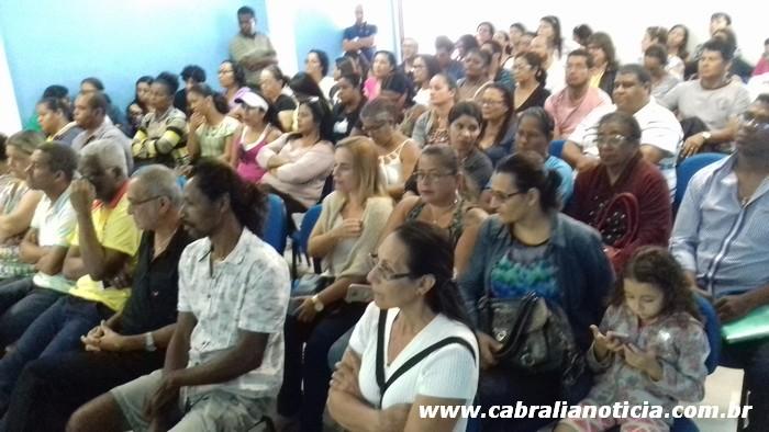 Educação e Embasa foram assunto na sessão da Câmara em Cabrália