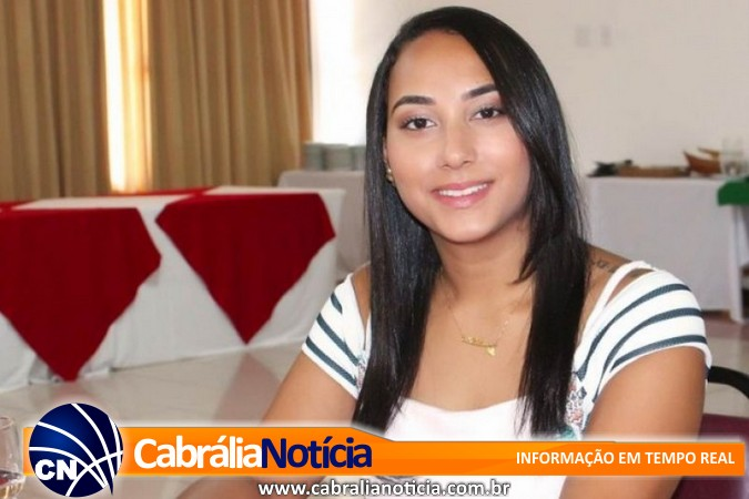 Pré-candidata Larissa Oliveira, estará em Cabrália neste Sábado
