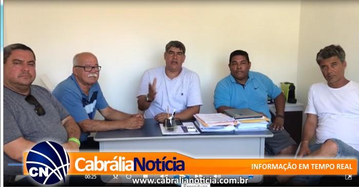 Prefeitura de Cabrália prepara esquema especial de limpeza para o ano que se inicia
