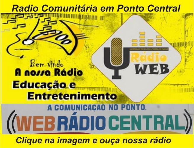 Radio Comunitária em Ponto Central