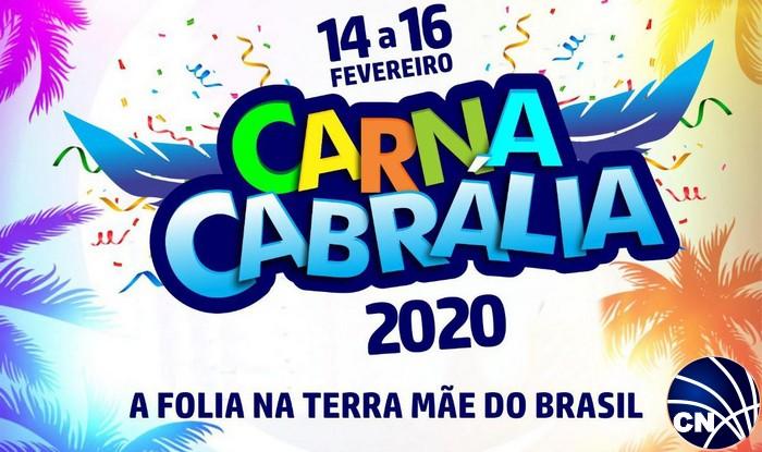 CarnaCabrália - A contagem regressiva já começou!