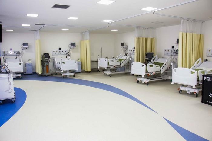 Inaugurada ampliação da UTI do Hospital Luiz Eduardo Magalhães