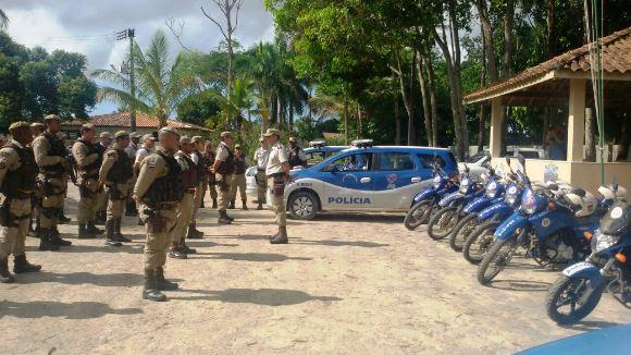 PM informa apoio ao abastecimento de combustíveis na Costa do Descobrimento e fim de bloqueio em estradas.