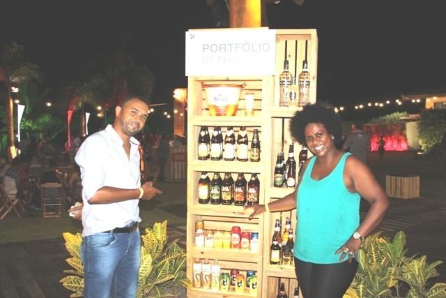 Nova cerveja é apresentada no Porto Seguro Eco Bahia Hotel
