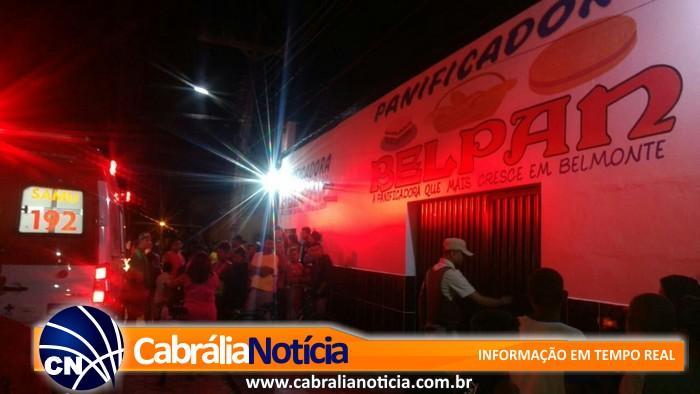 Empresário comete suicídio e choca a população de Belmonte.