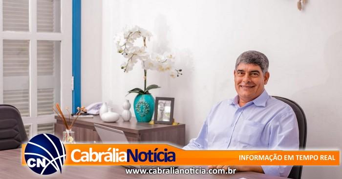 Prefeito Agnelo agradece votos para presidente em rede social
