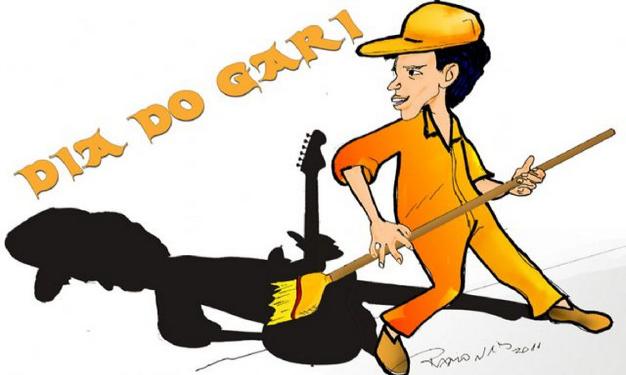 Hoje, dia 16 de Maio é o Dia do Gari: Um profissional que faz o que é dever de todos
