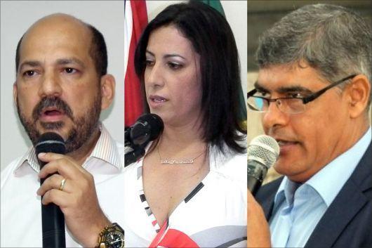 Prefeitos afastados pela Justiça Federal estão há 40 dias fora dos mandatos, novos gestores seguem trabalhando