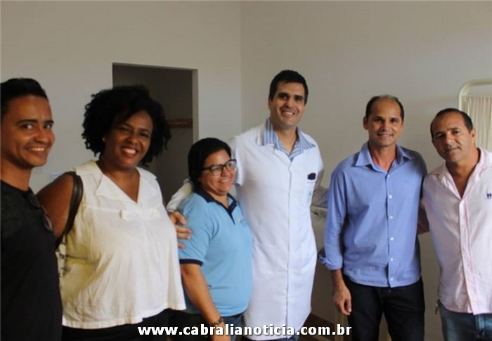 Mutirões de endoscopia e ortopedia acontecem em Cabrália