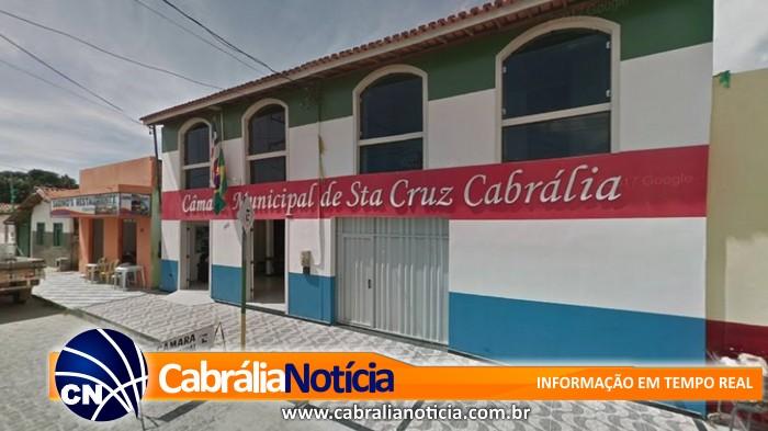 SESSÃO SOLENE DA CÂMARA DOS VEREADORES DE CABRÁLIA SERÁ NO DIA 15 DE DEZEMBRO