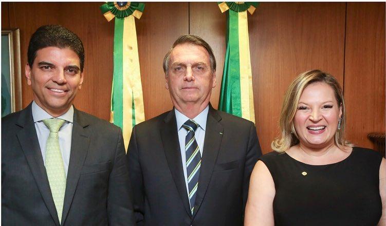 CLAUDIO CAJADO É O PRIMEIRO VICE-LIDER DO GOVERNO FEDERAL NO CONGRESSO