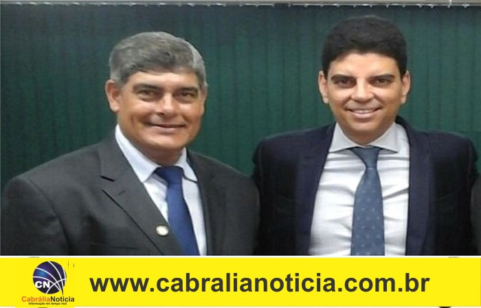 Cláudio Cajado passa a integrar a base política do governador Rui Costa