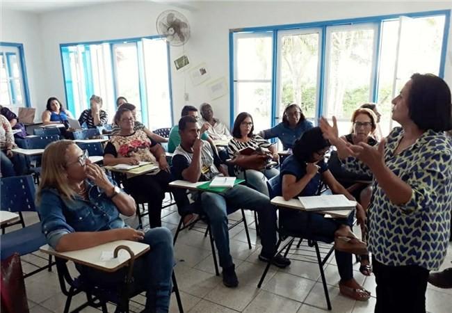 Secretaria de Educação Reúne Diretores Para Falar de Festival Junino!