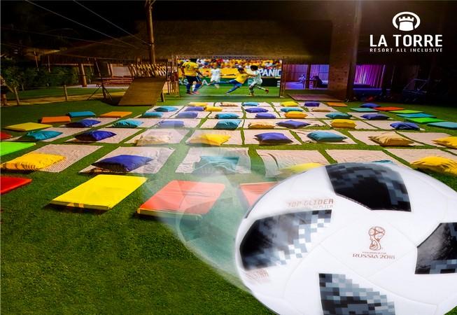 La Torre Resort, que já foi CTS da FIFA, está pronto para a Copa do Mundo