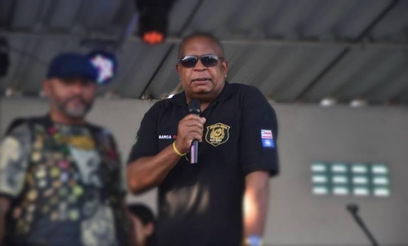 Integrante de moto clube morre em acidente na BR-101