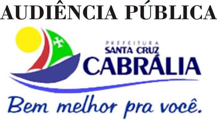 PREFEITURA REALIZA AUDIÊNCIA PÚBLICA DIA 26 DE SETEMBRO
