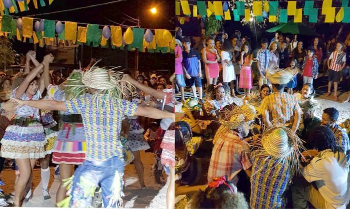 Prefeitura de Cabrália realiza festas de São João em Santo André, Guaiú e Projeto São Miguel.