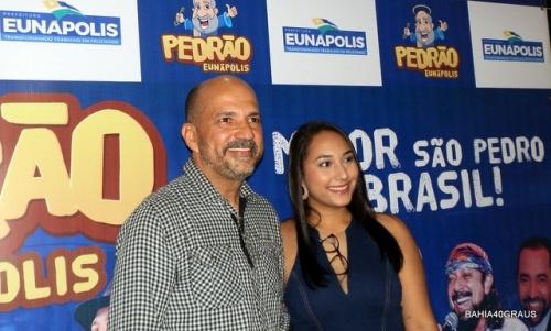 Eunápolis: Prefeito Robério revela as novidades da volta da festa do Pedrão, confira