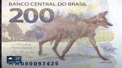 Defensoria Pública ingressa ação para Banco Central tirar notas de R$ 200 de circulação