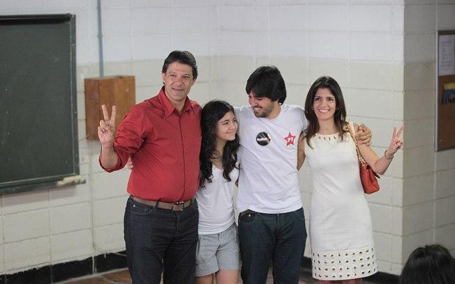 Familia Haddad curte férias em Santo André onde se hospedou seleção da Alemanha
