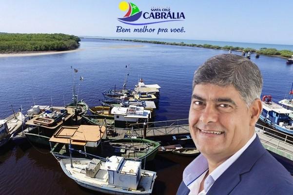 """Prefeito Agnelo cria Selo """"Ambiente Seguro"""" e anuncia reabertura de hotéis e restaurantes em Cabrália"""