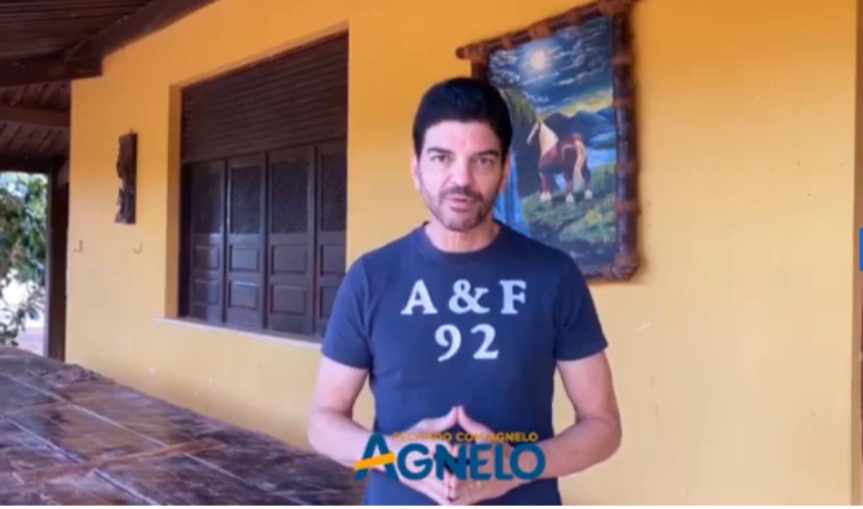 EM VÍDEO CLAUDIO CAJADO REAFIRMA SEUS COMPROMISSOS COM SANTA CRUZ CABRÁLIA