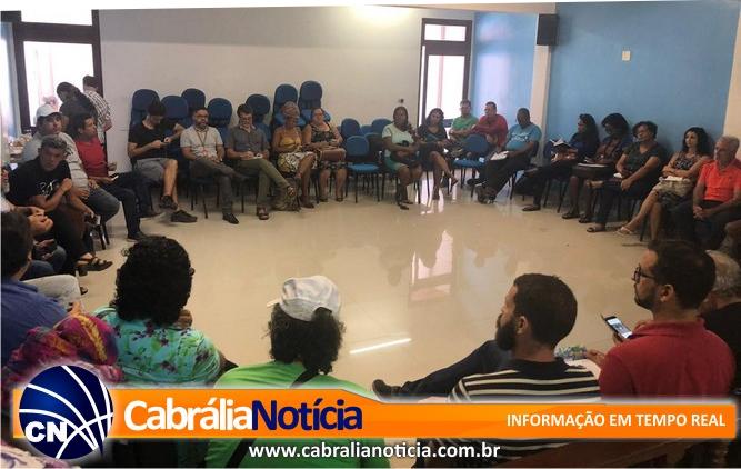 Reunião do Território de Identidade Costa do Descobrimento aconteceu em Cabrália