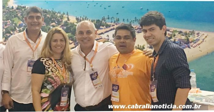 Cabrália participa de Feirão de Turismo com Stand próprio