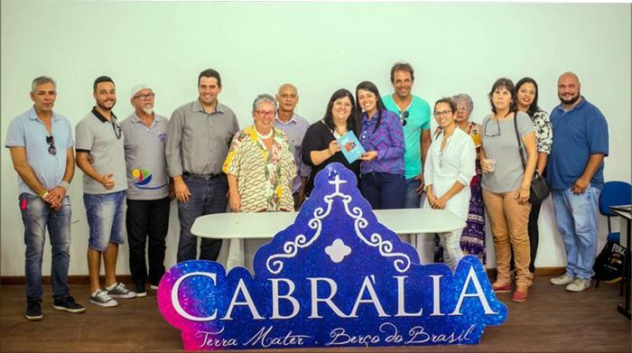 Prefeitura de Cabrália apresenta calendário de eventos em reunião do Conselho de Turismo
