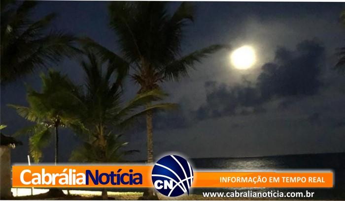 Superlua: veja fotos do fenômeno registrado nesta terça-feira